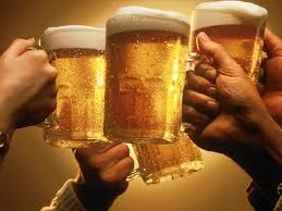 Two cans of beer!!- Guest post by my husband :)